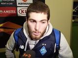 Георгий Цитаишвили: «Если вы действительно любите «Динамо», то надо поддерживать команду всегда» (ВИДЕО)
