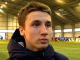 Владислав Ванат: «Забивать в каждой игре как можно больше мячей!»
