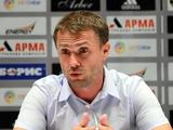 «Днепр» – «Динамо» – 1:2. Послематчевая пресс-конференция