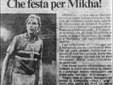 Как Михайличенко из сборной СССР в Сампдорию переходил