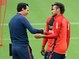 Неймар: «Уверен, что Эмери добьется успеха с«Арсеналом»