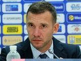 Украина — Словакия — 1:0. Послематчевая пресс-конференция (ВИДЕО)