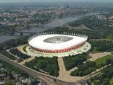 Официально: 29 февраля — первый матч на варшавской арене
