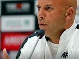 Главный тренер АЗ Арне Слот: «Динамо» играет не в той лиге, за которой я слежу постоянно»