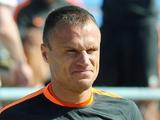 Вячеслав Шевчук отдыхает в аннексированном Крыму (ВИДЕО)