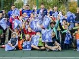 Динамовцы посетили детский дом на Троещине (ФОТО)