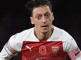 «Арсенал» предложил итальянским клубам Эзила