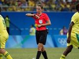 Стартовый матч «Зари» в Лиге Европы будет судить женщина (ФОТО)