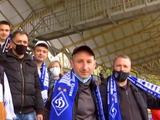 Финал Кубка Украины посетили почетные гости «Динамо» (ВИДЕО)