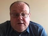 Артем Франков: «После игры с «Лугано» получил множество смешных призывов выйти с лозунгом: «Суркис, уходи!»