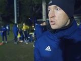 Тренер БАТЭ Евгений Чернухин: «Подошли ответственно к матчу с «Динамо», которое побеждало тут всех с крупным счетом»