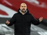 Гвардиола: «Футболисты «Саутгемптона» заставили нас страдать»