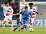 ЧМ U-20: сборная Украины стартовала на турнире победой над США (ВИДЕО)