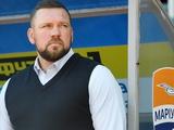 Александр Бабич: «У футболистов есть проблемы»