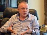 Игорь СУРКИС: «Мы должны пережить это сложное время и сохранить футбол»
