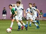 «Динамо U-11» разгромило российский клуб в финале международного турнира (ВИДЕО)