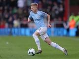 Зинченко останется в «Манчестер Сити»: клуб предложит украинцу новый контракт