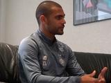 Клейтон — о просмотре в «Динамо» и подписании контракта с клубом