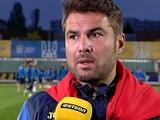 Адриан Муту: «Румынию ждет сложная игра, но мы рассчитываем на победу в Киеве»