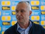 Олег Протасов: «Ребров — наша прерогатива. Верим, что в четверг он возглавит сборную Украины»
