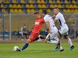 В матче Лиги Европы команды забили 12 голов