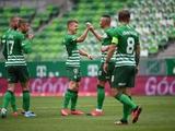 «Ференцварош» Реброва провел первый официальный матч в возобновившемся чемпионате Венгрии