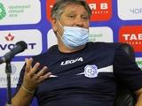 Сергей Ковалец: «Приятная дебютная победа»