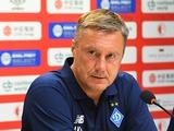 «Славия» — «Динамо» — 1:1. Послематчевая пресс-конференция