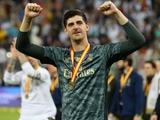 Куртуа: «Я уверен, что «Реал» сможет выиграть Лигу чемпионов»