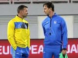 Шевченко и Мальдера посетят матч «Динамо» — «Шахтер»