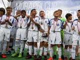 Динамо u-11 завоёвывает международный трофей Murapol Cup, попутно обыграв МЮ!