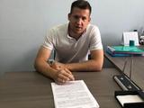 Полузащитник «Олимпика» продолжит карьеру в российском «Тамбове»