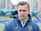 Сергей Нагорняк: «Жду домашней победы над швейцарцами и как минимум ничьей с испанцами»