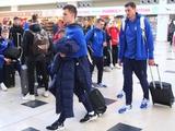«Динамо» вернулось в Киев с турецкого сбора (ФОТО)
