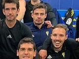 Александар Пантич провел первый матч в составе «Кадиса» на скамейке