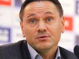 Дмитрий Аленичев: «Не сказать, что сборная Украины нас превосходит, но она уже добралась туда, куда Россия только стремится»