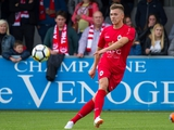 Егор Назарина стабильно заиграл в составе «Антверпена»