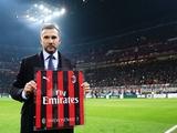 Андрей Шевченко: «Верю, что Мальдини и Бобан снова выведут «Милан» на вершину, то есть туда, где он однажды был»