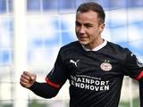 Марио Гетце продлил контракт с ПСВ
