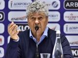 «Гент» — «Динамо» — 1:2. Послематчевая пресс-конференция. Луческу: «Очень доволен этим результатом»