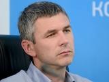 Ассистент главного тренера «Днепра-1»: «Русин прибыл в расположение команды. Думаю, это будет аренда»
