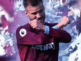 Ярмоленко победил в голосовании за звание лучшего игрока «Вест Хэма» в матче против «Эвертона»