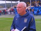 Стал известен преемник Демьяненко в ветеранской сборной