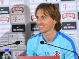 Лука Модрич: «Все скандинавы играют в агрессивный футбол, и мы должны быть готовы к этому»