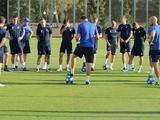 Оставшиеся в расположении клуба игроки «Динамо» получили четырехдневный отпуск