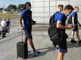 ВИДЕО: «Динамо» отправилось на матч с «Минаем». Репортаж из аэропорта «Киев»