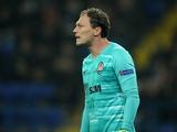 Андрей Пятов: «Финал Кубка УЕФА? Из-за Луческу, которого там на руках носят, весь Стамбул был за нас»