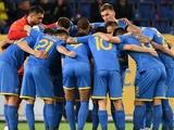 Юбилейная победа сборной Украины