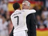 Анчелотти: «Вокруг Роналду не надо строить команду. Ему нужны комфортные условия на поле»