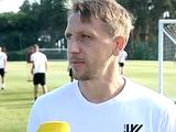 Защитник «Колоса» Максим Максименко: «У нас нет мыслей о том, чтобы навредить «Динамо». Думаем о своей игре»